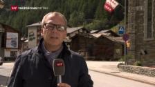 Video ««Das Dorf hat jetzt mehrere Jahre mit dem Risiko gelebt»» abspielen
