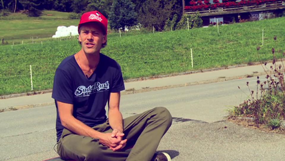 Freestyler Chris Bachmann: Unternehmer mit lockeren Sprüchen