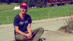 Video «Freestyler Chris Bachmann: Unternehmer mit lockeren Sprüchen» abspielen