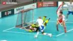 Video «Finnland gewinnt gegen die Schweiz» abspielen