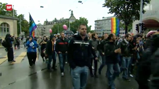 Video «Resolution für die Rechte Homosexueller» abspielen