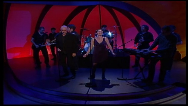 Video «Giovi & The Rubber Soul live bei Risiko» abspielen