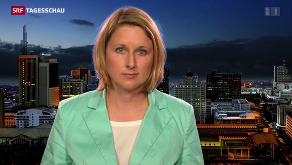 Einschätzungen von ARD-Korrespondentin Gudrun Engel