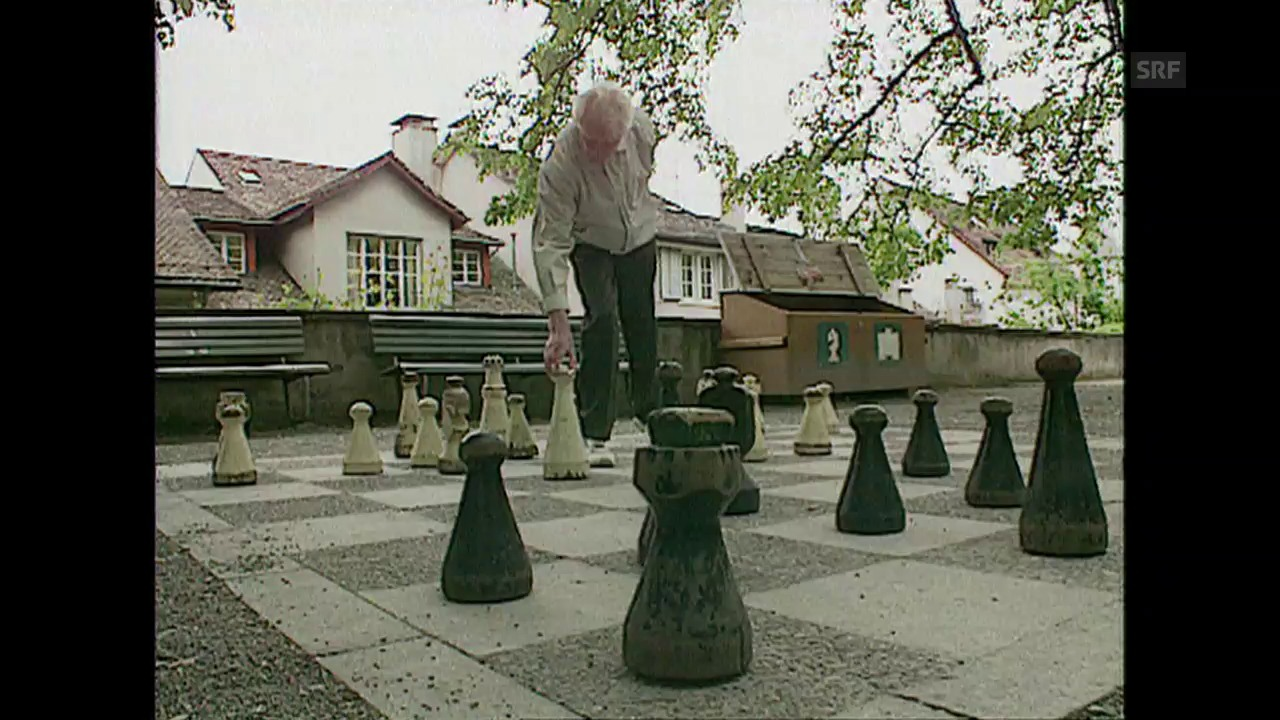Lindenhof-Schachspieler lässt Deep Blue kalt («Schweiz aktuell» vom 14.5.97)