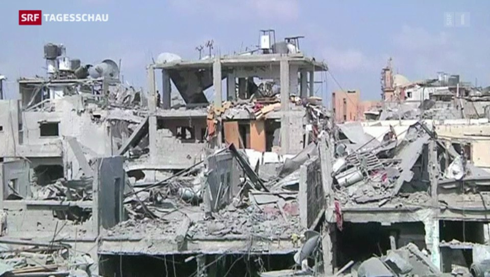 Neue Waffenruhe im Gazastreifen