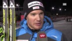Video «Langlauf: Interview mit Dario Cologna» abspielen