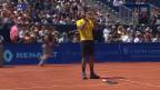 Video «Die Live-Highlights von Lopez-Haase» abspielen