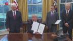 Video «Trumps Geschäfte» abspielen