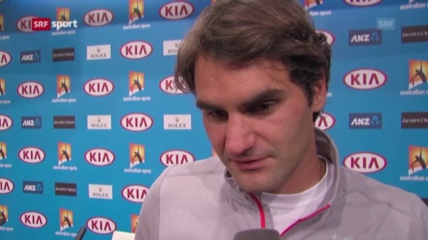 Video «Stimmen zu Federer-Murray («sportaktuell»)» abspielen