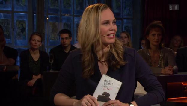 Video «Aktuelle Bücher, spannende Debatte: Der Literaturclub im November» abspielen