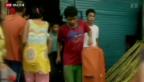 Video «Plünderungen und Anarchie» abspielen