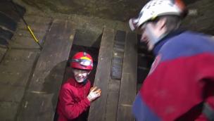 Video «Dicke Luft in der Höhle? Denkste...» abspielen