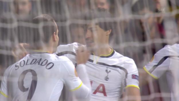 Video «Fussball: EL, Tottenham-Partizan» abspielen
