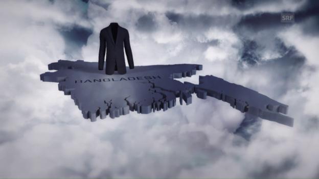 Video «Die Herstellungskette – Der ganz normale Wahnsinn» abspielen