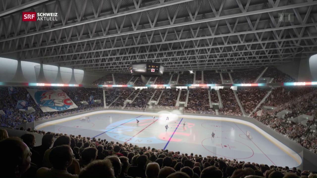 Stadt Zürich will neues Stadion ermöglichen