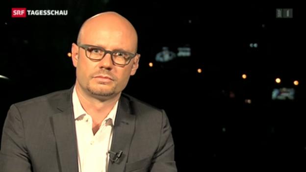 Video «Pascal Weber im Interview» abspielen