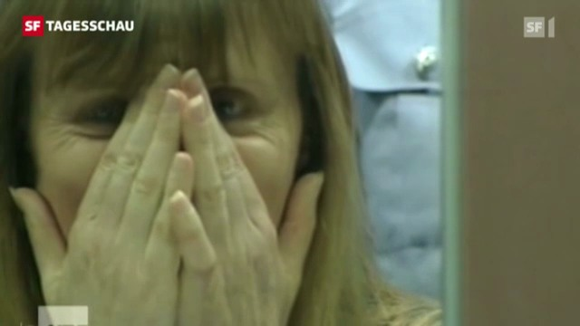 Komplizin von Dutroux auf Bewährung entlassen
