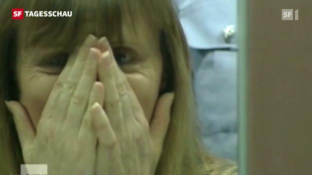 Video «Komplizin von Dutroux auf Bewährung entlassen» abspielen