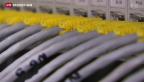 Video «Zwei Geschwindigkeiten fürs Internet» abspielen