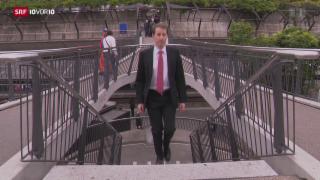 Video «FOKUS: Thomas Aeschi – Wer ist der SVP-Mann?» abspielen