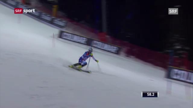 Ski: Männer-Slalom in Madonna di Campiglio («sportaktuell»)