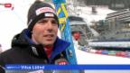 Video «Ski-WM: Abfahrtstraining Männer» abspielen