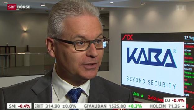 Video «SRF Börse vom 12.09.2014» abspielen