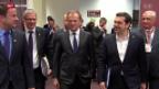 Video «EU ringt um Migrationsabkommen» abspielen