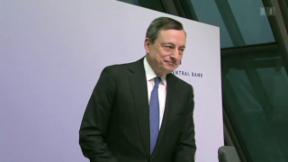 Video «EZB: Die Logik hinter den Anleihenkäufen» abspielen