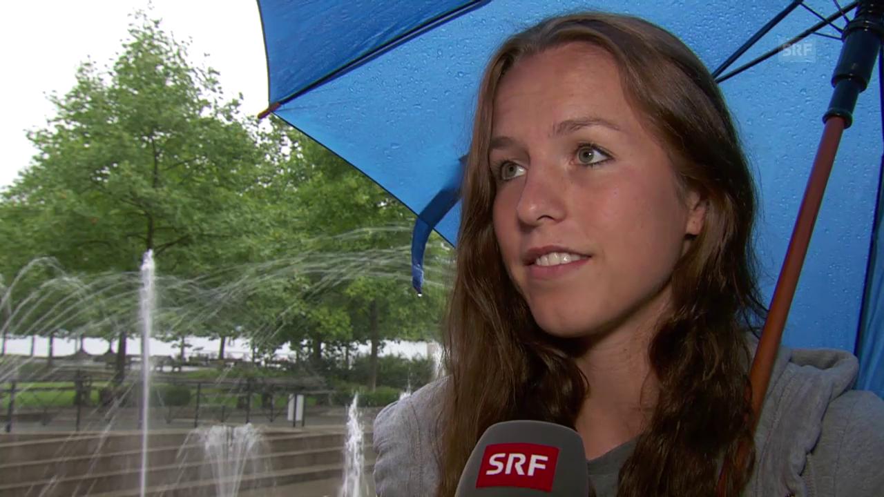 Fussball: Frauen-WM, Wälti zum Achtelfinal