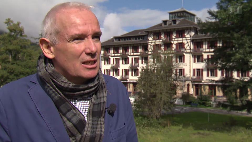 Thomas Grädel, Alternative Bank Schweiz: das Grundthema ist Zugang zum Kapitalmarkt für noch nicht etablierte Projekte»