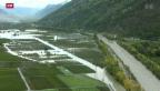 Video «Referendum gegen Rhône- Korrektur» abspielen