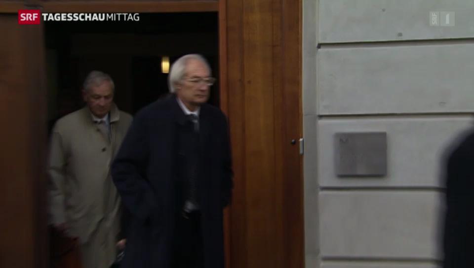 Obergericht verurteilt Erb zu sieben Jahren Gefängnis
