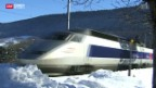 Video «Kampf für TGV-Linie» abspielen