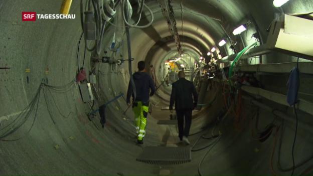 Video «Die Suche nach dem Durchbruch bei der Geothermie» abspielen