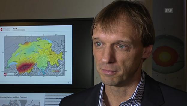 Video «Stefan Wiemer über die Erdbebenforschung in der Schweiz.» abspielen