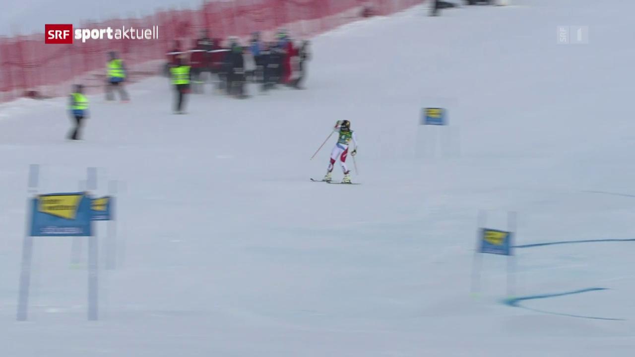 Lara Gut und ihre Rückkehr in den Weltcup