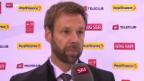 Video «Eishockey: Interview Zenhäusern» abspielen