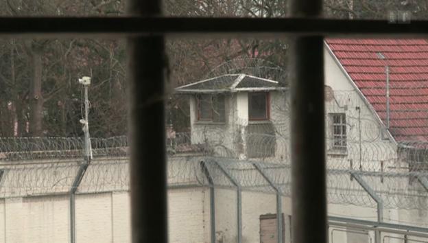 Video «Blick in den Jugendstrafvollzug nach Deutschland» abspielen