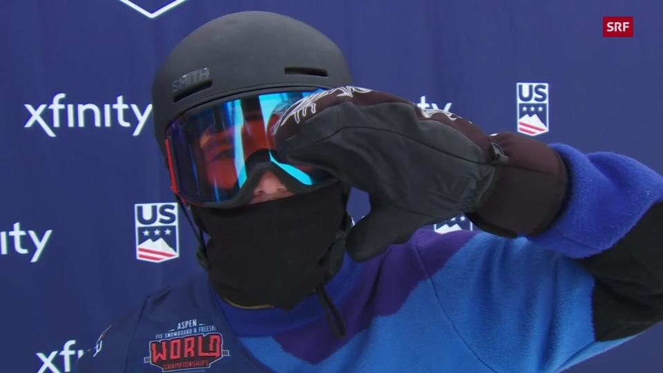 WM-Bronze für Ski-Freestyler Gubser im Big Air