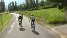 Video «Rad: Chris Froome am Limit («sportlive»)» abspielen