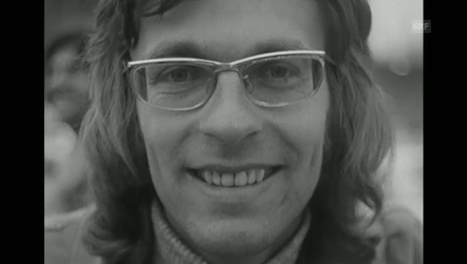 1971 landet Pepe Lienhard und sein Sextett mit «Sheila Baby» einen Hit