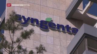 Video «Grünes Licht für Syngenta-Übernahme» abspielen