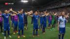 Video «Fussball-Sensation Island: Wie ist das möglich?» abspielen