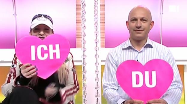 Video ««Ich oder Du» mit Natacha und Dominik» abspielen