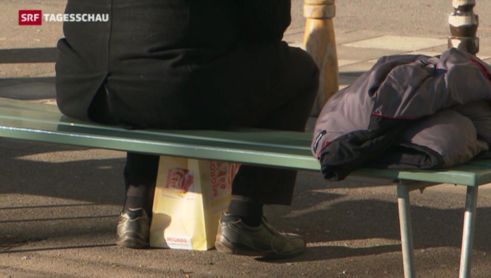 Mehr Menschen auf Sozialhilfe angewiesen