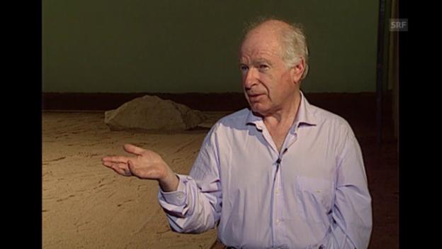 Video «Peter Brook – ein Porträt» abspielen
