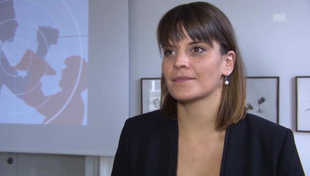 Video «Martina Imfeld zur SVP-Familieninitiative» abspielen