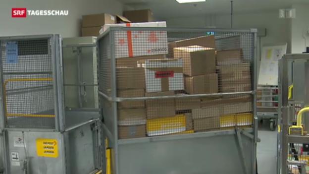 Video «Tagesschau vom 26.12.2012, 19:30» abspielen
