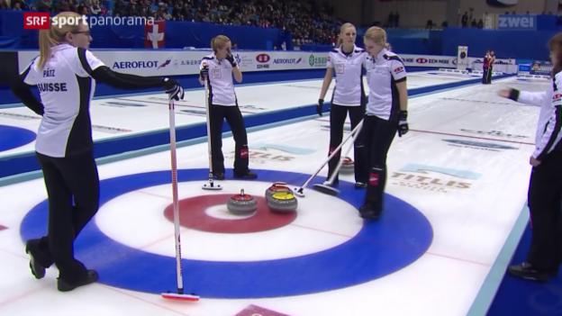 Video «Curling: Das Team Baden Regio» abspielen